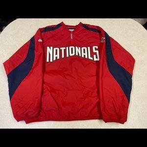 Washington Nationals pullover